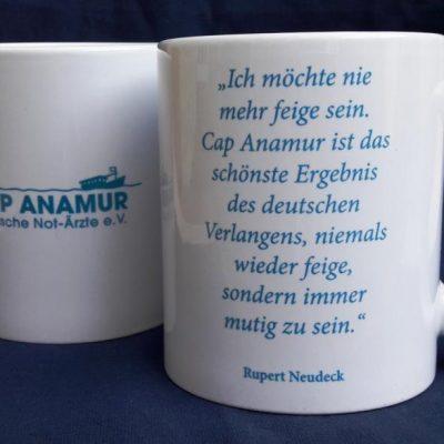 Cap Anamur Tasse aus Keramik