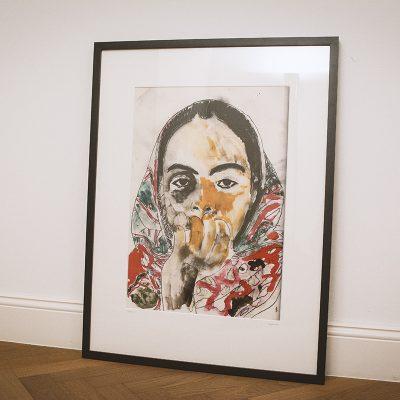 """Tigray Girl"", Thomas Berghaus"