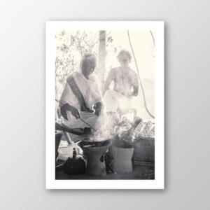 """Coffe Ceremony, Lailibella (III)"", Thomas Berghaus"
