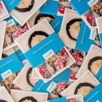 Cap Anamur – Postkartenset