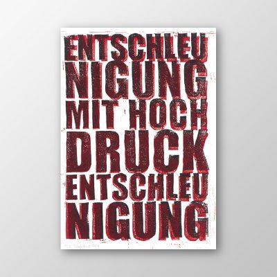 """""""Entschleunigung mit Hochfruckl"""", Thomas Berghaus"""