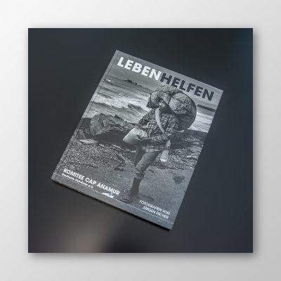 """Leben Helfen"", Jürgen Escher"