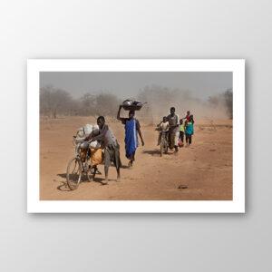 """""""Sudan"""", Jürgen Escher"""