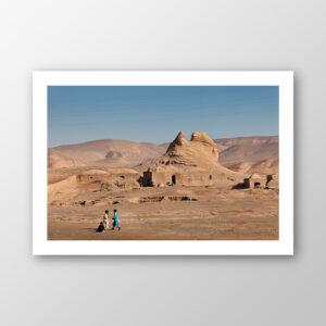 """Afghanistan (II)"", Jürgen Escher"