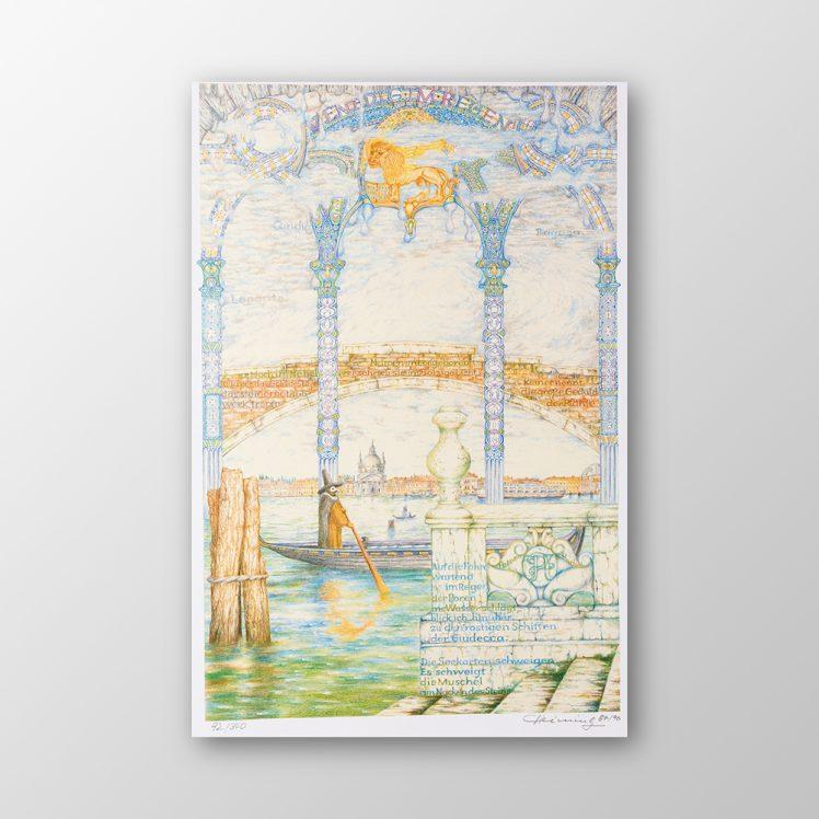 """""""Venedig im Regen"""", Jan Heiming"""