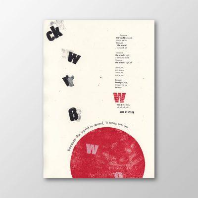 """""""Slow Down Typo"""", Thomas Berghaus"""