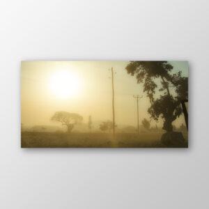"""""""Ethiopian Sunset"""", Thomas Berghaus"""
