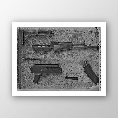 """""""Gun"""", Frank Schoepgens"""