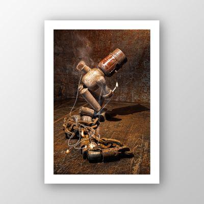 """Pinocchio (3)"", Adam Kroll"