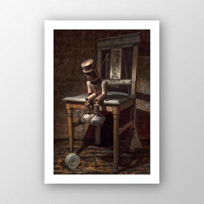 """Pinocchio (4)"", Adam Kroll"