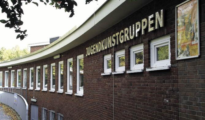 Jugenkunstgruppen, Leverkusen