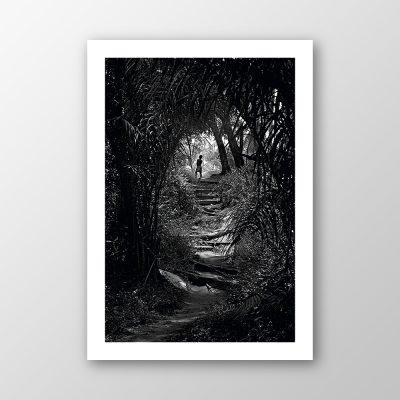 """""""Der Weg"""", Jürgen Escher"""