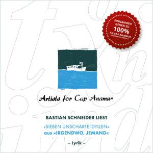 Bastian Schneider - Irgendwo, Jemand