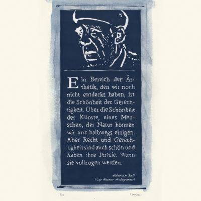 "Thomas Berghaus – ""Heinrich Böll"""
